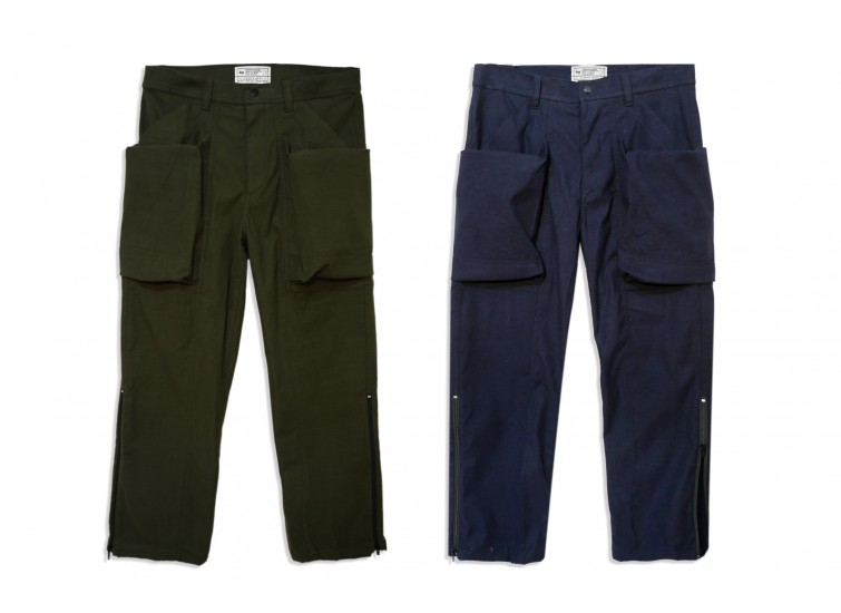 LESS - BIG POCKET PANT