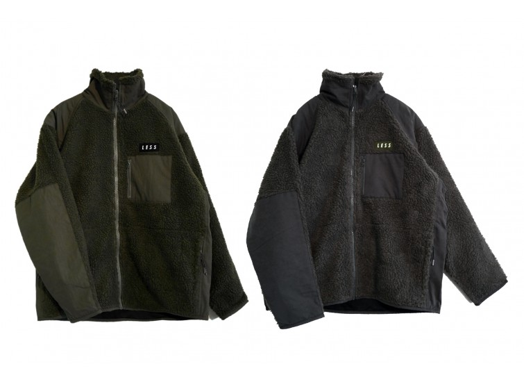 LESS - FLEECE JACKET