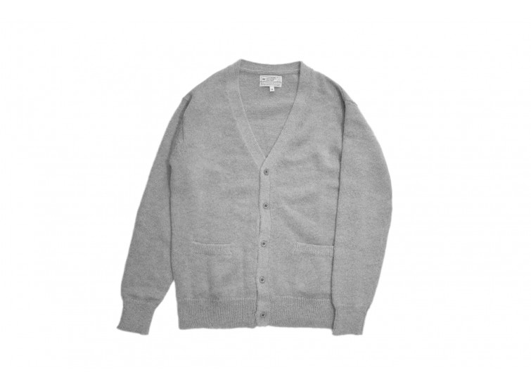 LESS - KURT MOHAIR CARDIGAN