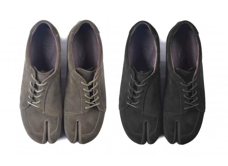 LESS X oqLiq - TABI Sneakers 足袋球鞋