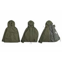 LESS - 3 LAYER WATERPROOF FIELD JACKET