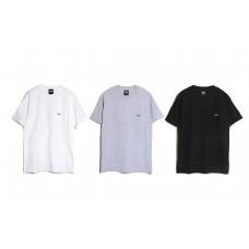 LESS - SMALL ARCH LOGO POCKET TEE