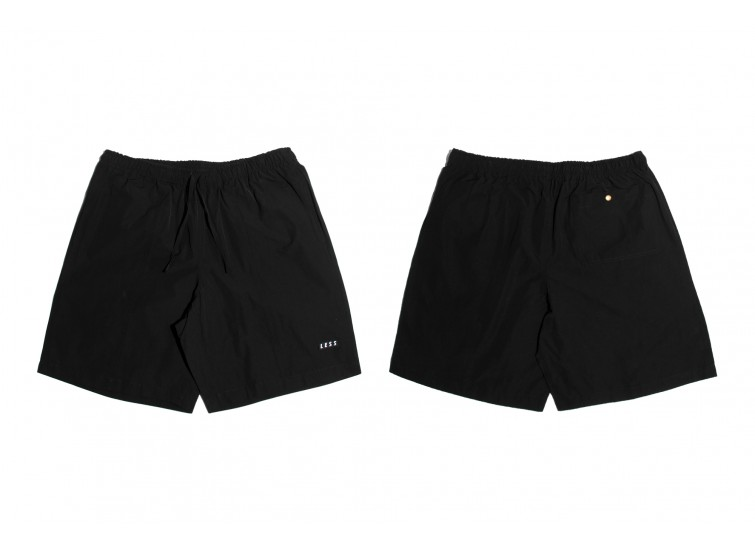 LESS - 60/40 SHORT - BLACK