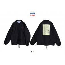 Aevil Labels x LESS - 立斯大餛飩 COACH JACKET
