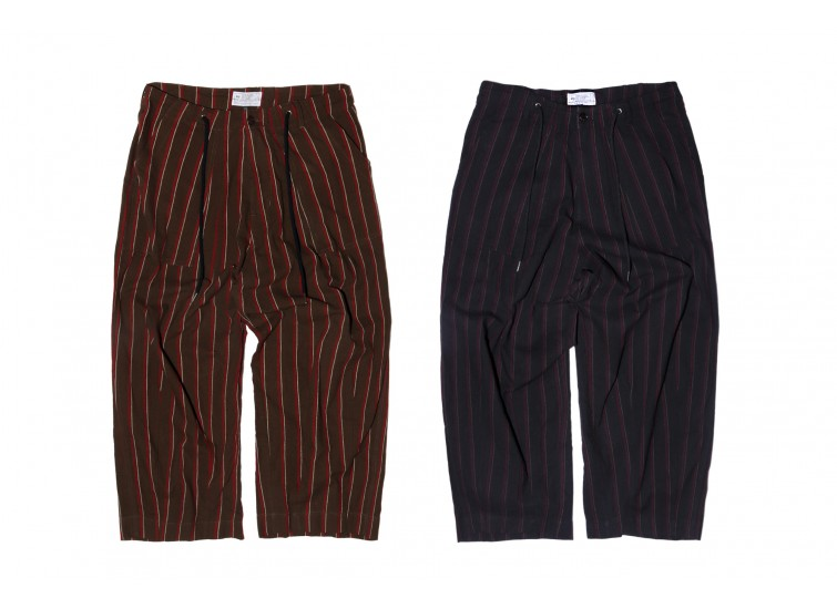 LESS - Stripe Easy Pant
