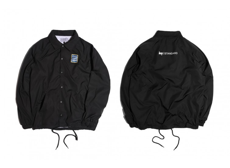LESS - Standard Signboard Coach Jacket