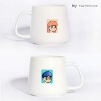 LESS x YUYA HASHIZUME - Mug 杯子 350ml 橋爪悠也