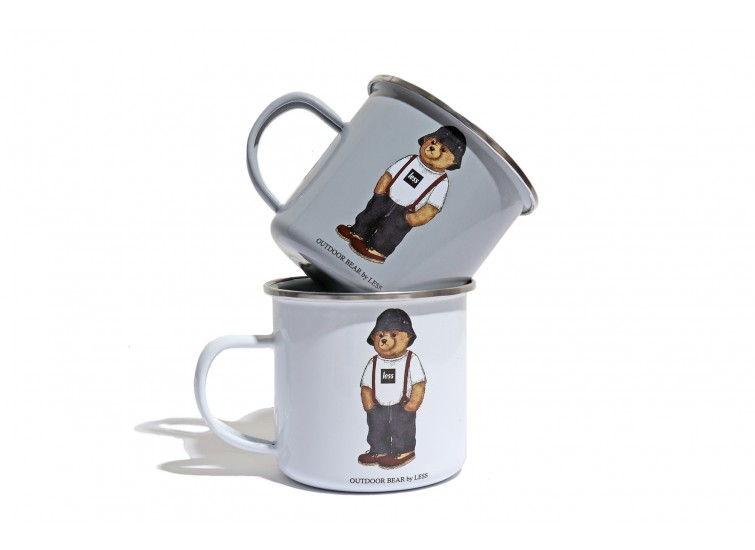 LESS - OUTDOOR BEAR CAMPING CUP