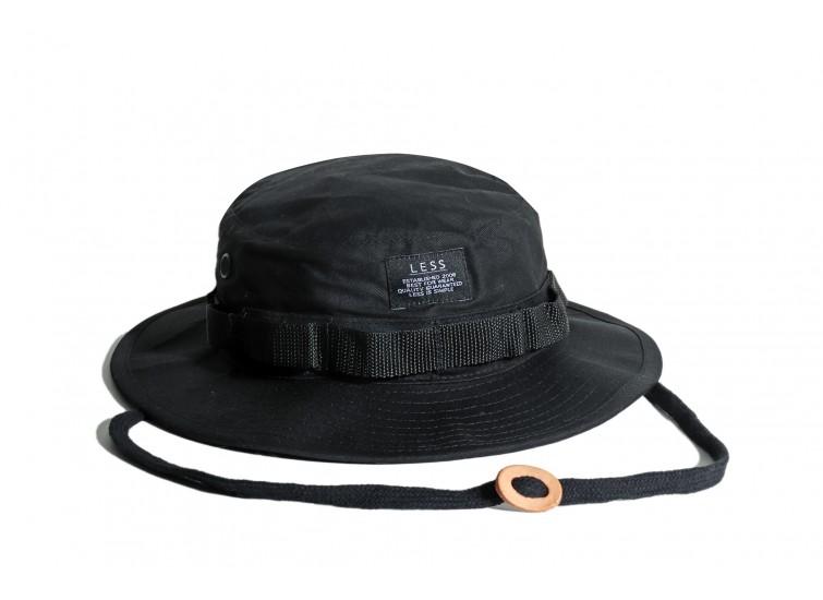LESS - HUNTING TWILL HAT 漁夫帽