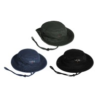LESS - SMALL ARCH LOGO SAFARI HAT 漁夫帽