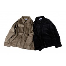 LESS - Corduroy Zip-Up Jacket