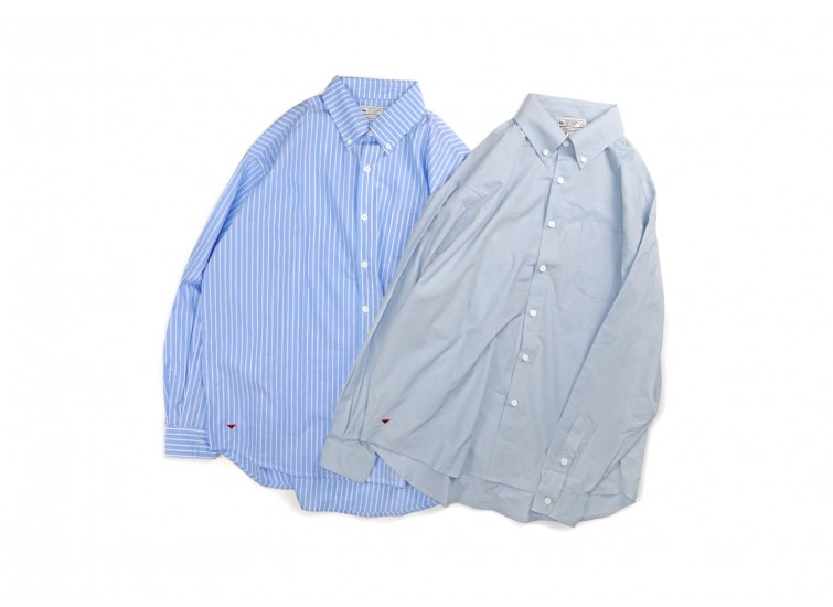 LESS - Big Silhouette Shirts