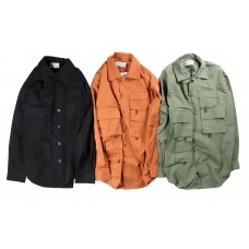 LESS - Multi Pocket Fishing Shirts