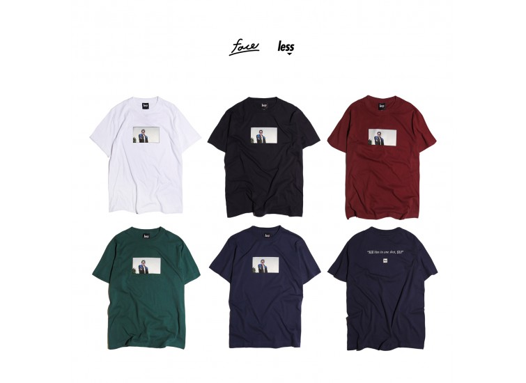 LESS x face - Takeshi Kitano-Brother Tee 北野武