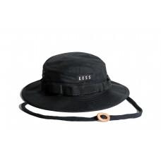 LESS - Rubber Logo Hunting Twill Hat 漁夫帽