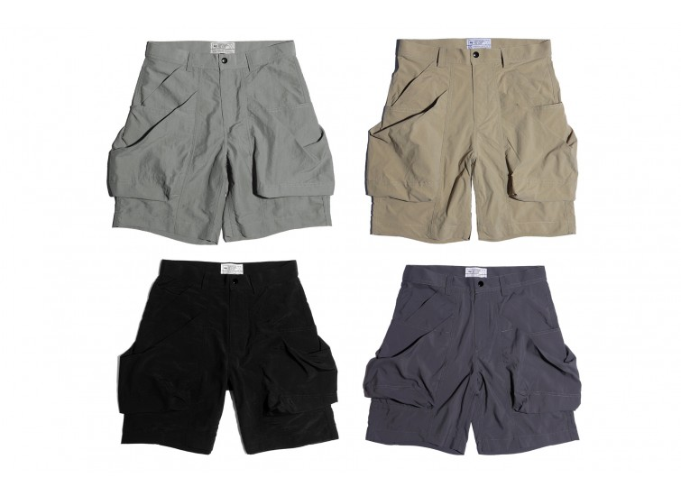 LESS - BIG POCKET SHORT 20