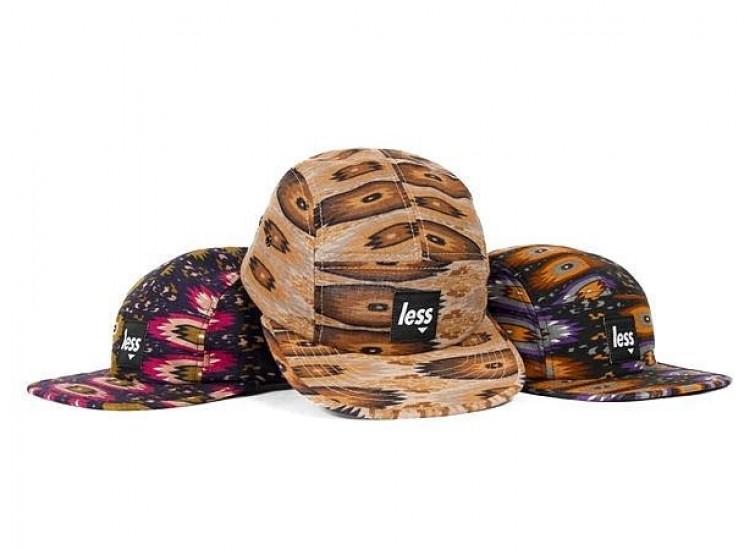LESS - SQUARE LOGO CAMP CAP (Native)