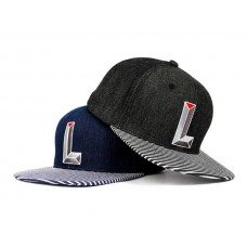 LESS - SOLID BIG L WORK HAT
