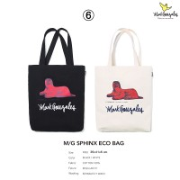 Mark Gonzales BAG6 SPHINX ECO BAG  TOTE BAG 托特包 MG1902BG02