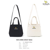 Mark Gonzales BAG8 MINI 2WAY BAG TOTE TOTE BAG 托特包 MG1902BG08
