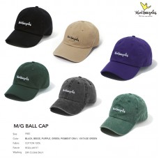Mark Gonzales BALL CAP MG1901CA02