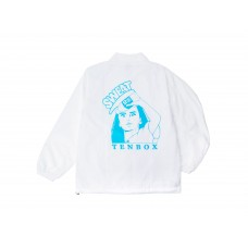 TENBOX x LESS - C.TENBOX COACH JACKET (SWEAT保礦力)