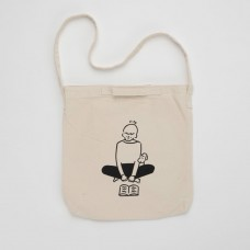 "長場雄 Yu Nagaba - 2WAY Tote bag ""Book"" YN200109 官方授權"
