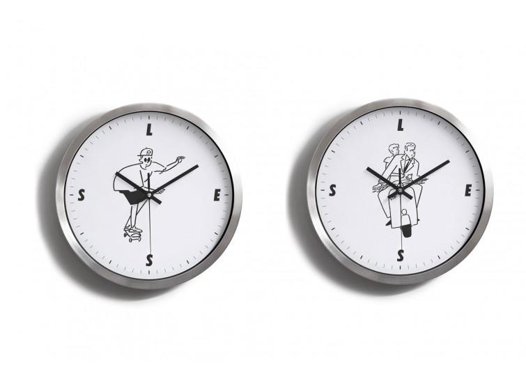 LESS X YU NAGABA - Clock 時鐘 長場雄