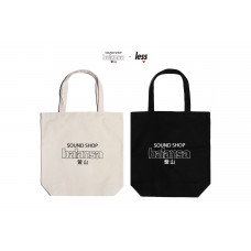 LESS x SOUNDSHOP balansa Tote Bag 托特包 台灣 釜山