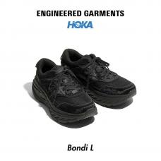 HOKA ONE ONE x Engineered Garments Bondi L - Black
