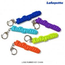 Lafayette LOGO RUBBER KEY CHAIN LA191801 鑰匙圈
