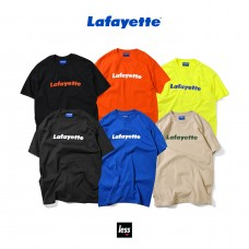 LAFAYETTE x LESS - LAFAYETTE LOGO TEE
