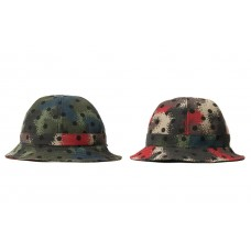 LESS - SPRAY CAMOUFLAGE MILITARY HAT