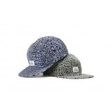 LESS - SIMPLE LOGO CAMP CAP (Leopard Pattern)