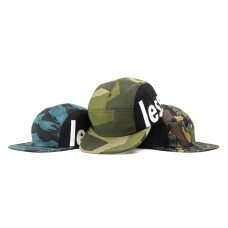 LESS - ASIDE LOGO CAMP CAP