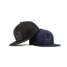 LESS - DOTTED LINE BOX SNAPBACK