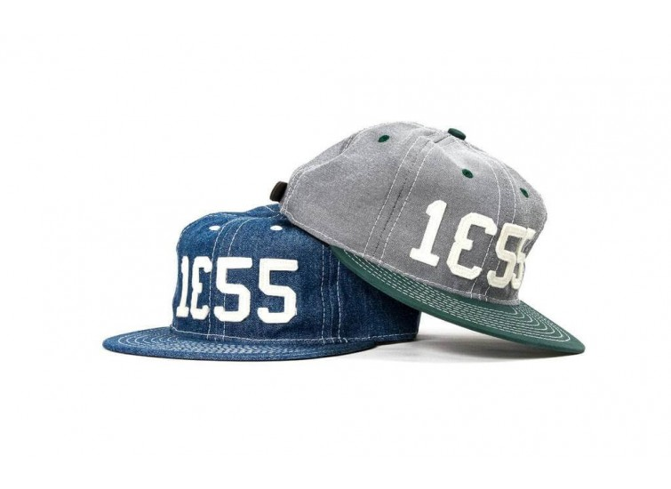 LESS x GHICA POPA - 1355 LOGO CAP