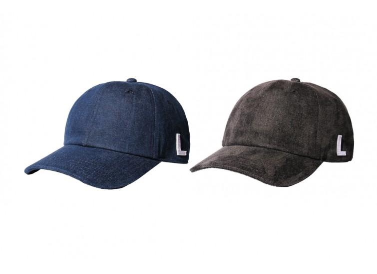 LESS - L. DENIM SPORT CAP