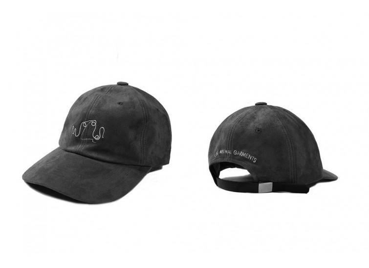 LIFUL x LESS ODD LOGO SOFT TEXTURE CAP