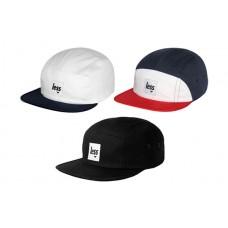 LESS - SQUARE LOGO 7 PANEL CAMP CAP