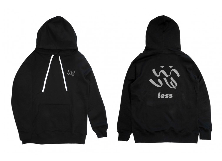 LESS - LESS EXPRESSION HOODIE