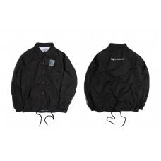 LESS - Standard Signboard Coach Jacket