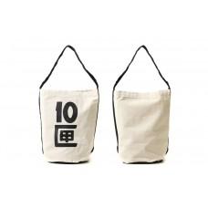 TENBOX - TENBOX PROMOTION BAG - WHITE/BLACK