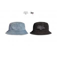 LESS x SOUNDSHOP balansa Denim Bucket Hat 漁夫帽